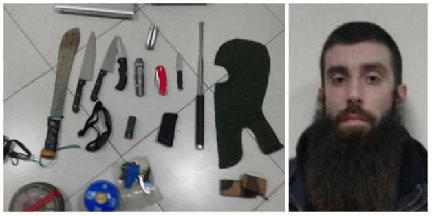 Un Français arrêté au Maroc après avoir pris l'avion avec une valise chargée d'armes