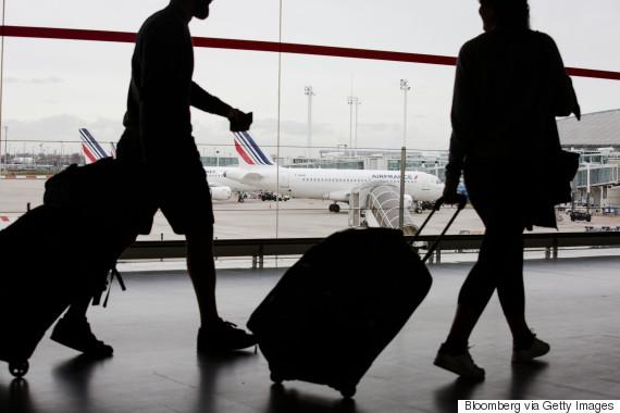 air france plane cabin
