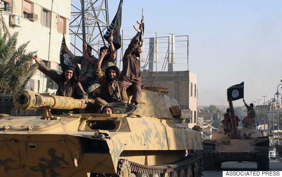 islamic state fighers