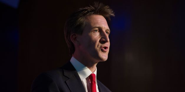 Dan Jarvis MP speaks during the Progress annual conference, at TUC Congress House, central London.
