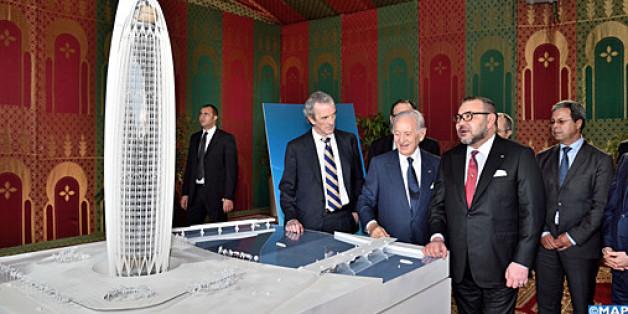 Le Maroc accueillera la plus haute tour d'Afrique, et voici à quoi elle ressemblera