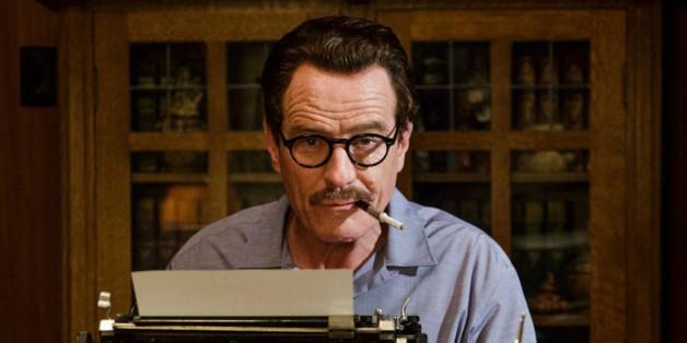 Bryan Cranston verkörpert in dem Kinofilm das Drehbuch-Genie Dalton Trumbo - und erhielt dafür einen Oscar