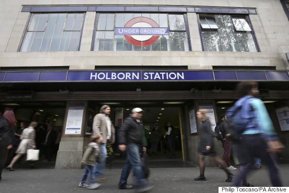 holborn tube