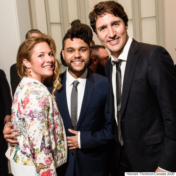 Justin Trudeau Prime Minister Of Canada Poses For A: Trudeau First Speech To A Washington Audience: Let's Not