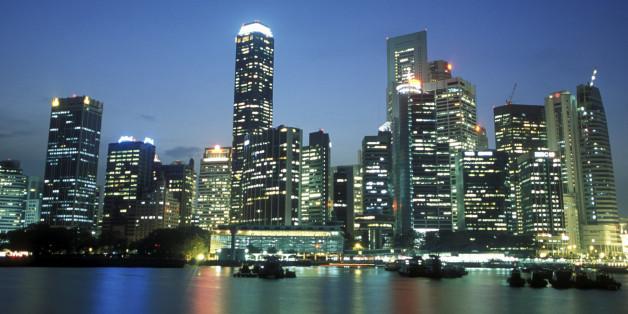 Singapur ist die teuerste Stadt der Welt - das ergab das aktuelle Ranking