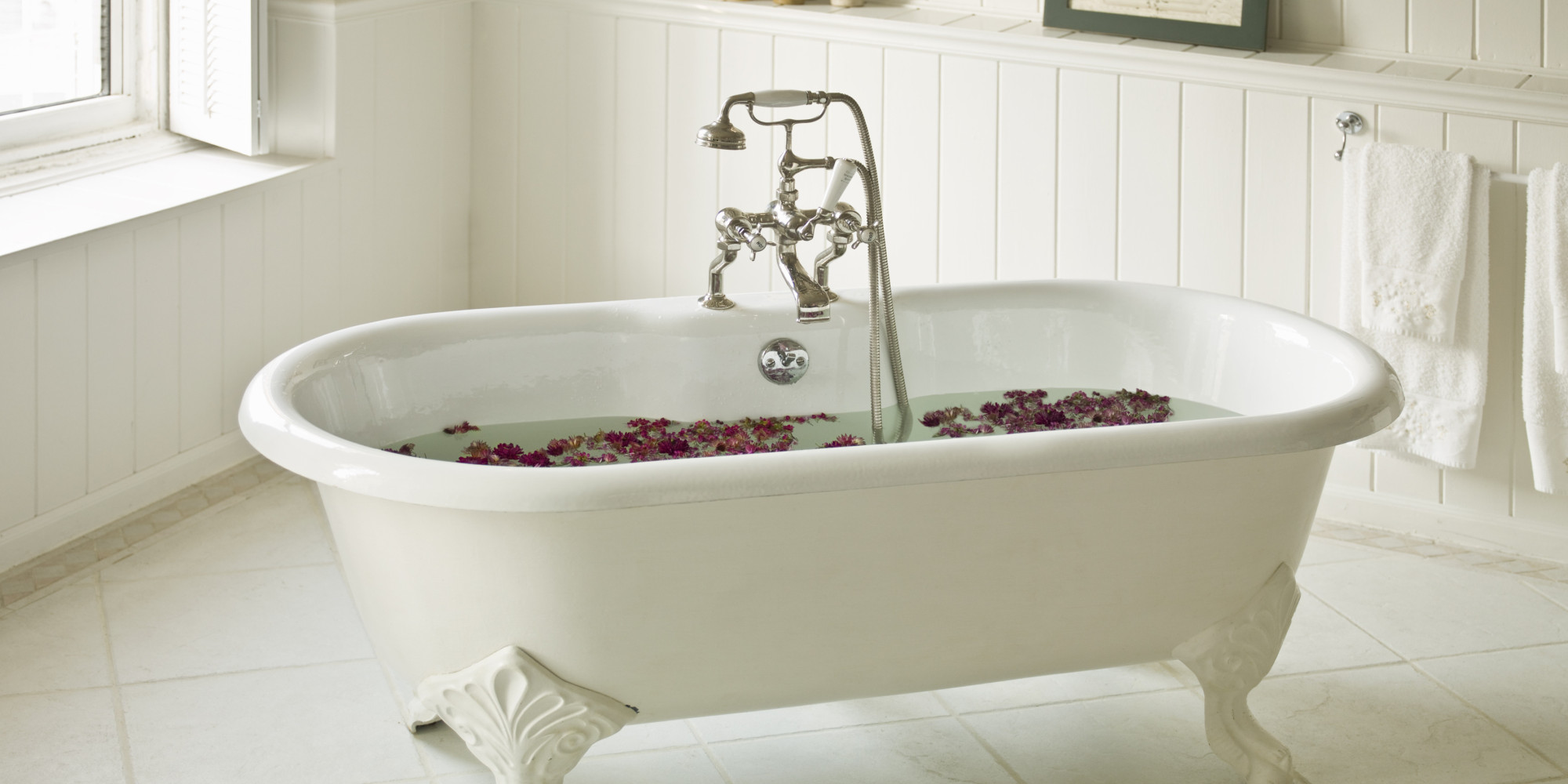 8 Stylish Tubs Perfect For A Relaxing Soak Huffpost
