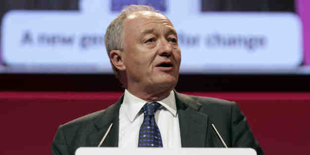 Ken Livingstone, the former Mayor of London, delivers a speech at Britain's Labour party's annual conference, in Manchester, England, Wednesday Sept. 29, 2010. (AP Photo/Lefteris Pitarakis)