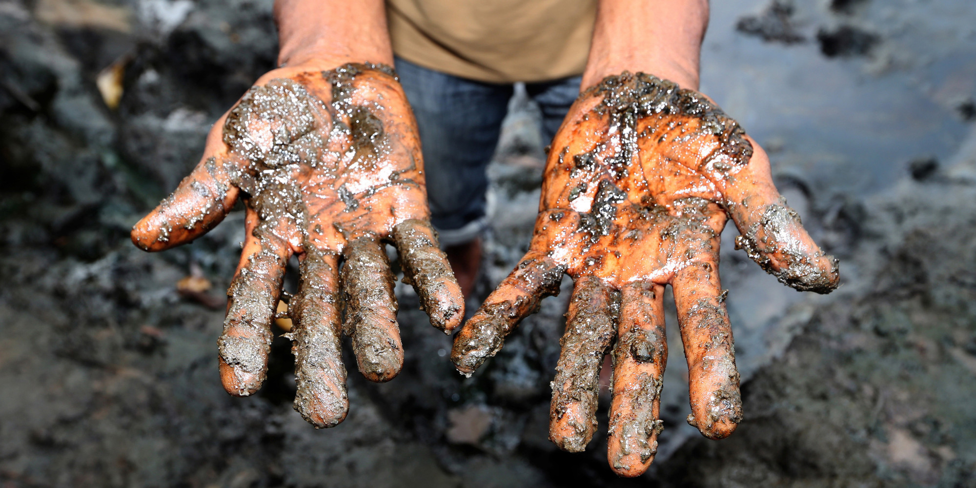 Time To End Quot Blood Oil Quot Disaster In The Niger Delta Huffpost