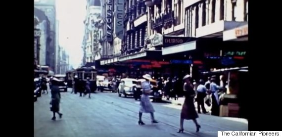 1940s sydney