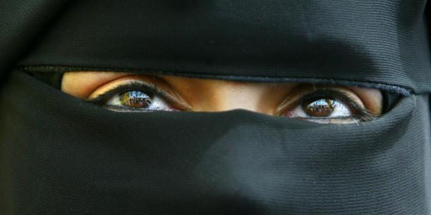 Vor einem Gericht in München weigerte sich eine Muslima, ihren Schleier abzulegen
