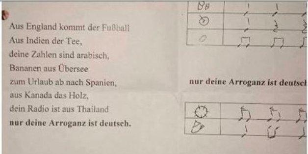 Typisch Deutsch? Was an dieser Schule beigebracht wird, wird viele entsetzen