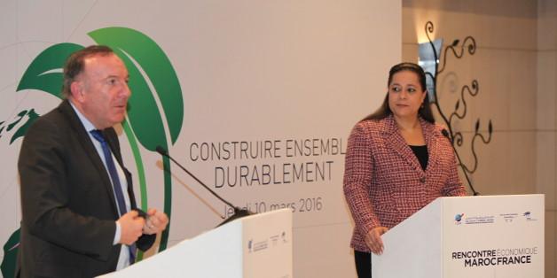 Les patronats marocain et français s'activent pour la réussite de la COP22