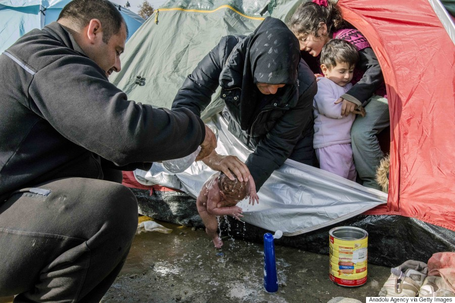 idomeni new born