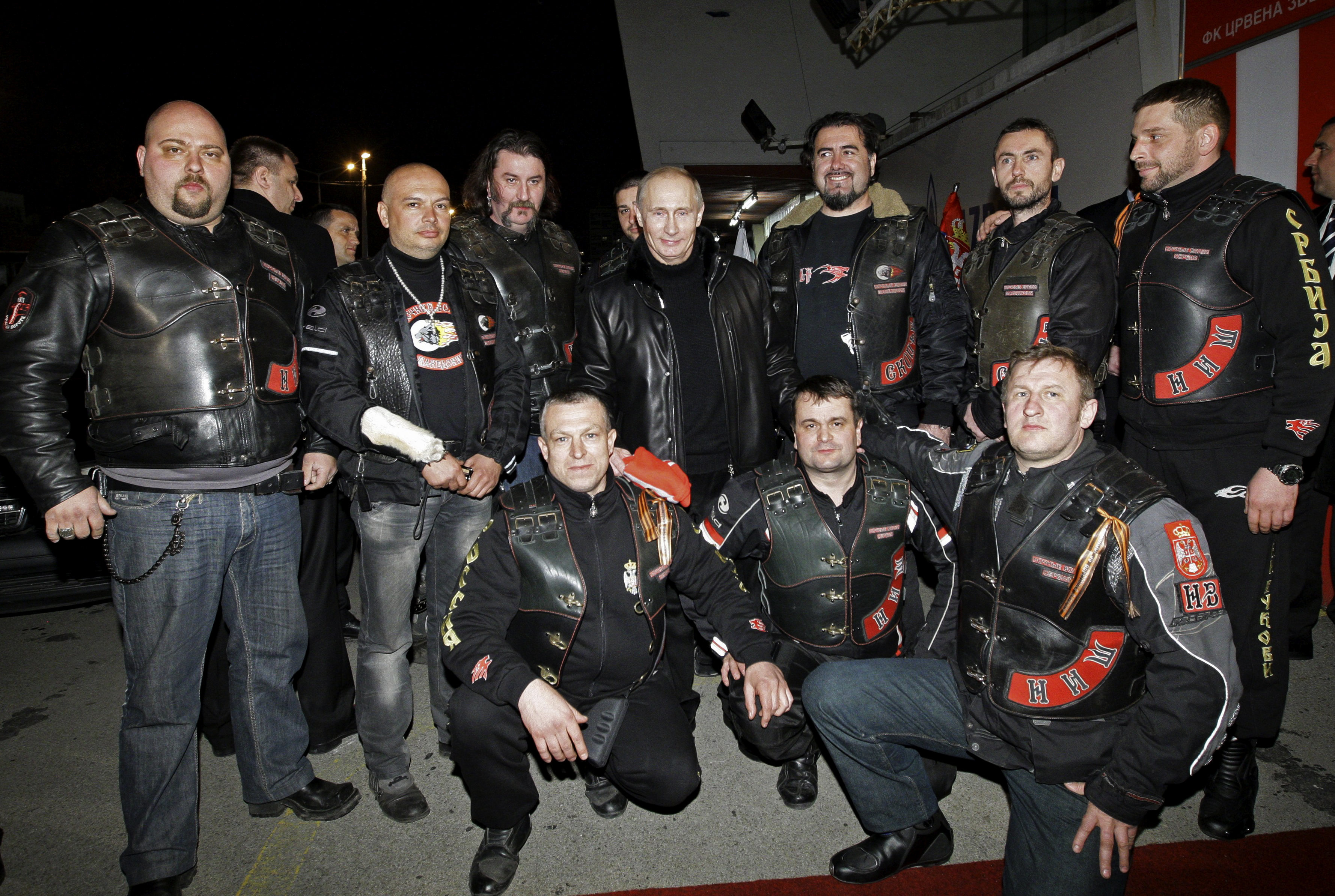 night wolves russia