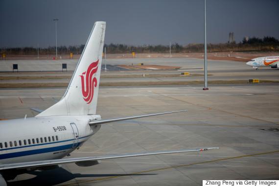 air china flight