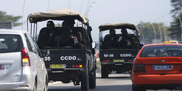Des tirs entendus sur une plage de Grand-Bassam en Côte d'Ivoire, à proximité des hôtels