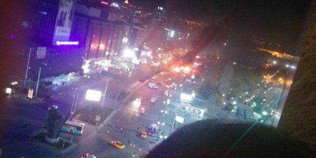 Mehrere Tote bei mutmaßlichem Anschlag in Ankara