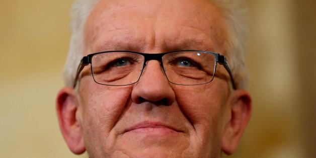 Baden-Württemberg: Kretschmann strebt grün-schwarze Koalition an