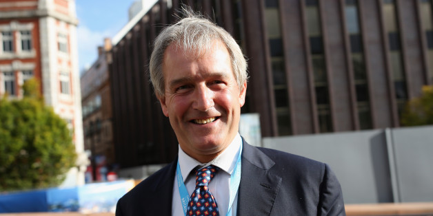 Owen Paterson, the Conservative MP for North Shropshire