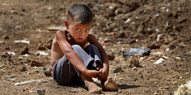 Syrien ist der gefährlichste Ort der Welt für Kinder.