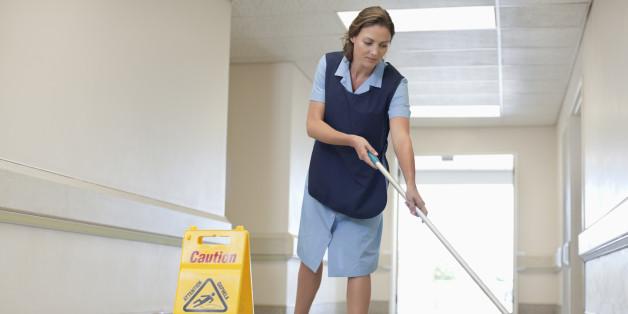 Viele Hausangestellte haben keine soziale Absicherung