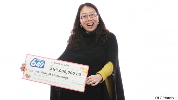 Highest Lottery Jackpot In Canada