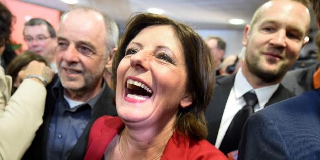 Malu Dreyer hat am Wahlsonntag in Rheinland-Pfalz gewonnen. Mehr über den Wahlsonntag gibt es am Montag im Fernsehen