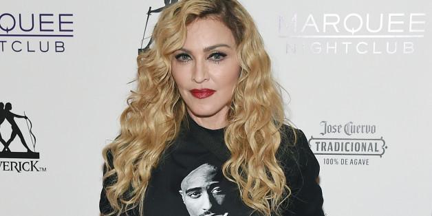Madonna vermisst wohl ihren Sohn Rocco, der lieber bei seinem Vater lebt
