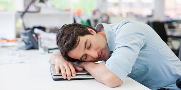 studies show sleep deprivation performance is similar to being  paul bradbury via getty images