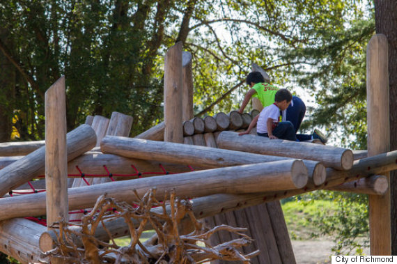 richmond adventure park