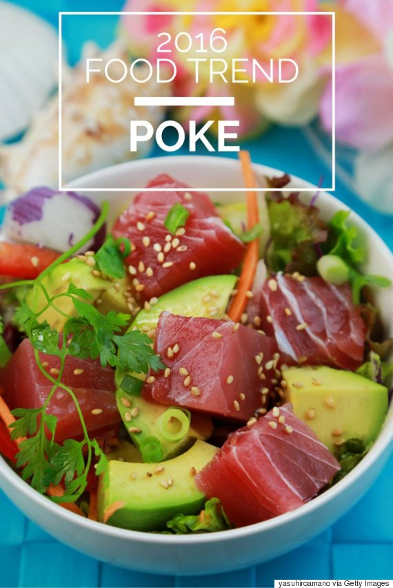 poke hawaiian