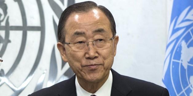 La réponse cinglante de Ban Ki-moon au Maroc