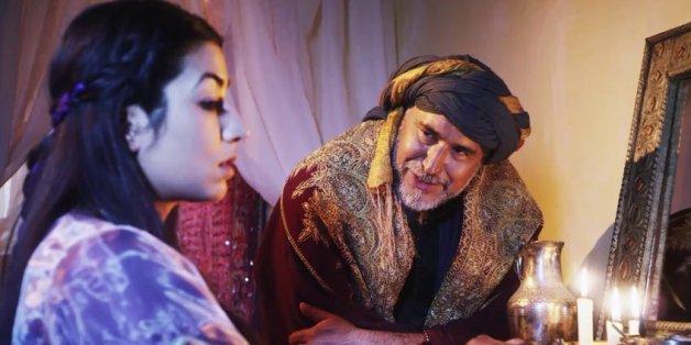"""Photo extraite de """"Zineb, la rose d'Aghmat"""", le long-métrage de Farida Bourquia sur Zaynab Nefzaouia."""