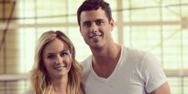 """Ben Higgins und Lauren Bushnell sind das Traumpaar der 20. Staffel der US-Show """"The Bachelor"""""""