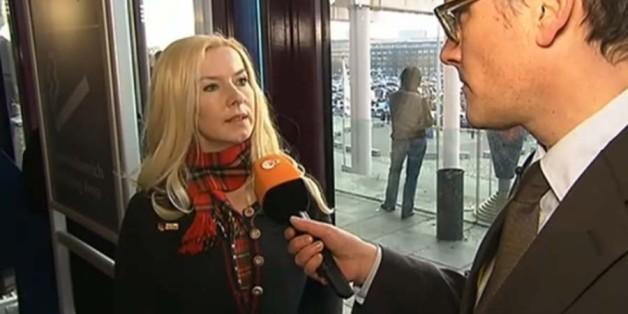 AfD-Stadträtin Petra Federau soll Escort-Damen angeworben und sie nach Abu Dhabi begleitet haben