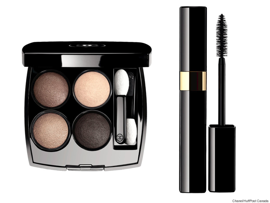 chanel quilted eye makeup