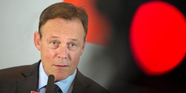 SPD-Fraktionschef Thomas Oppermann warnt vor einer wachsenden Ungleichheit in Deutschland