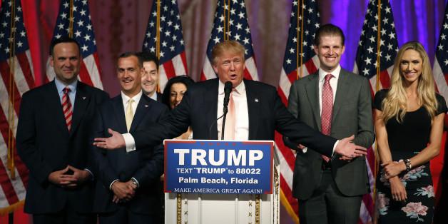 Donald Trump écrase la concurrence en Floride, État-clé des primaires