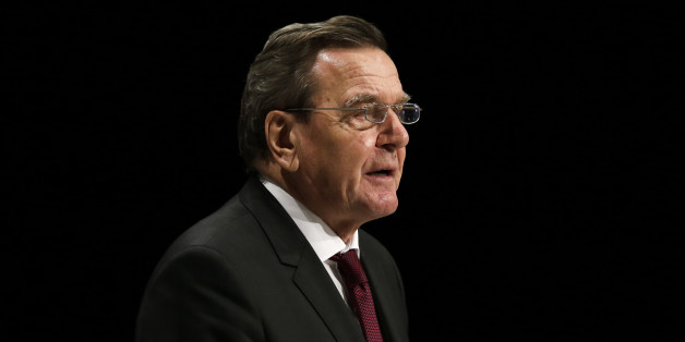 Ex-Bundeskanzler Gerhard Schröder hat seine Nachfolgerin Angela Merkel