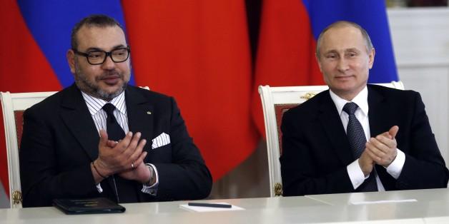 Les conventions signées entre le Maroc et la Russie