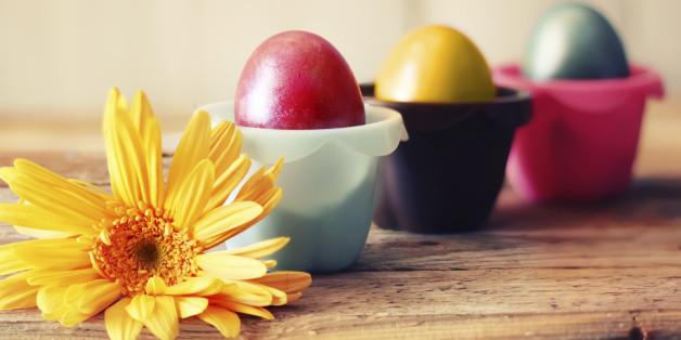Eier solltet ihr im Kühlschrank lagern
