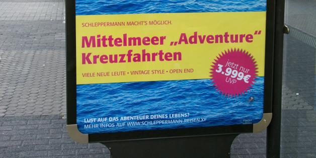 Dieses Reiseunternehmen schickt Asylgegner auf eine Abenteuerkreuzfahrt