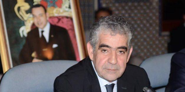 Driss el-Yazami, président du Conseil national des droits de l'Homme (CNDH)