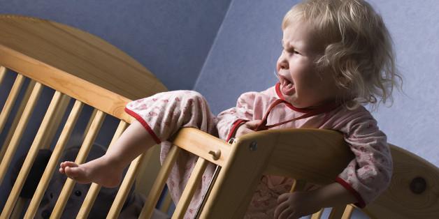 Symbolbild: Weinendes Kind
