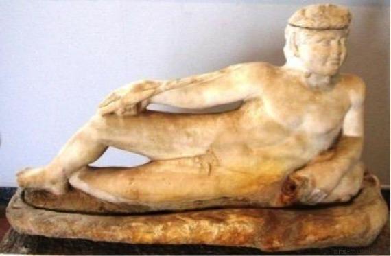 sculpture romaine de volubilis