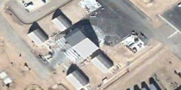 Ufo-Experten sicher: Google Maps enthüllt geheime Alien-Basis in den USA