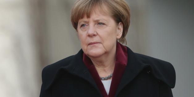 Angela Merkels Politik wird auch in Großbritannien heiß diskutiert