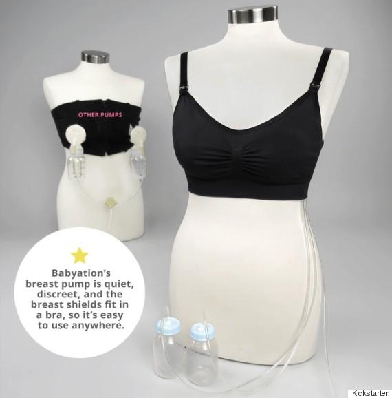 babyation breast pump