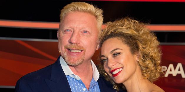 Hier strahlt Lilly Becker mit ihrem Mann Boris um die Wette (Archivbild)