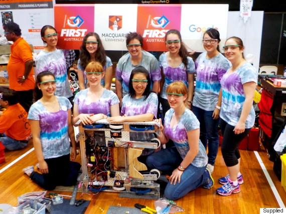 robocats first robotics